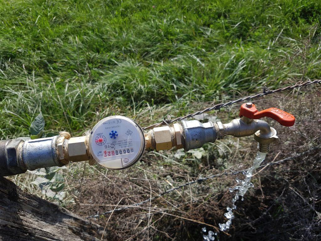 Approvisionnement en eau site isolé