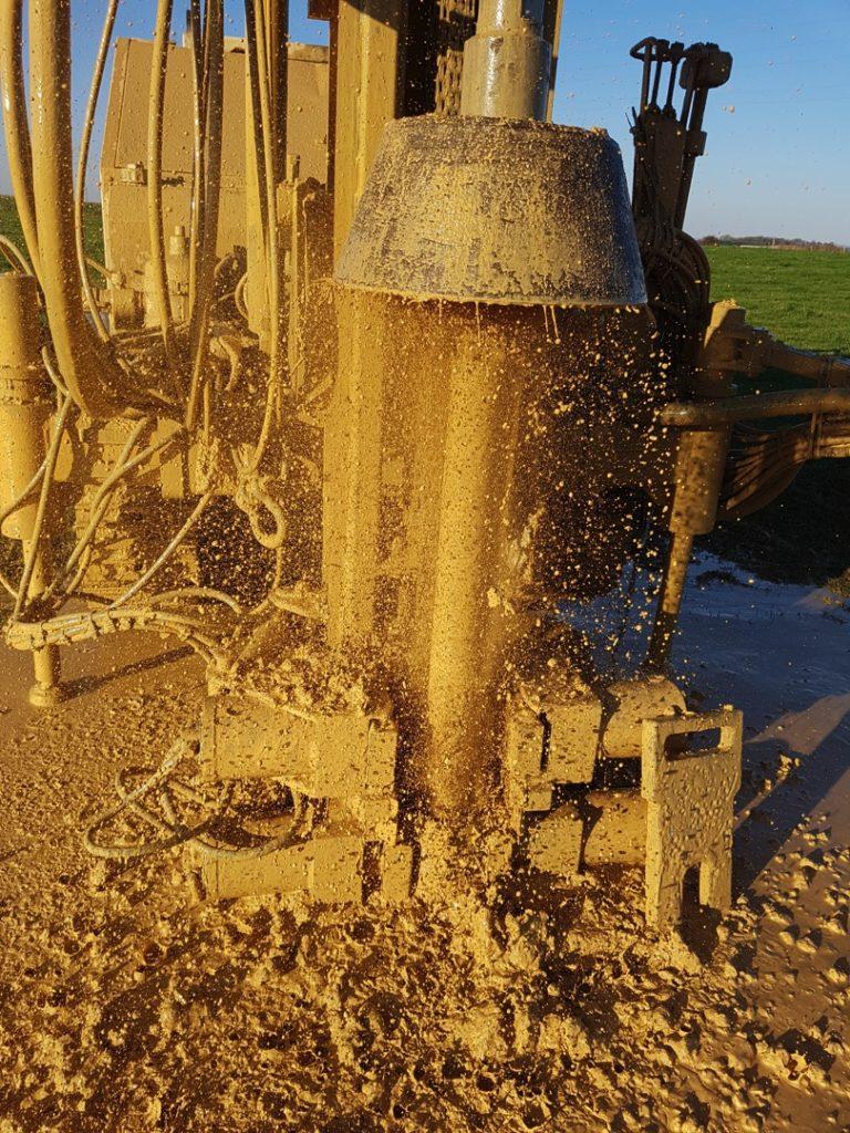 Forage MFT dans des calcaires fracturés
